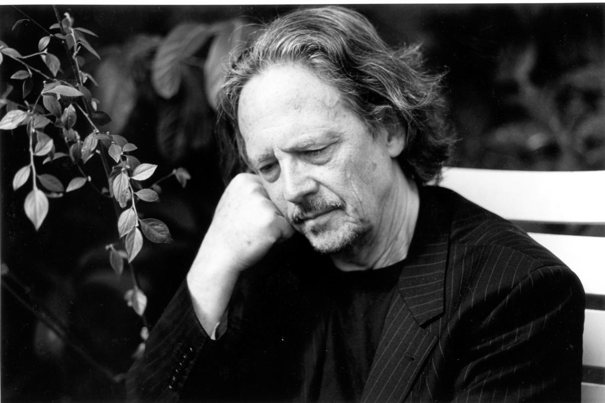 Poesia austriaca contemporanea: Peter Handke